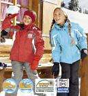 Kids ski gear in Lidl from 29/10/09, Ski jacket & salopettes for £14.99, Gloves £1.99 lots of other bits