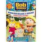 Bob The Builder - When Bob Became A Builder DVD £1.99 + Free Delivery @ CDWow