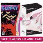 PSP Gunpey game & Players Kit Pink (screen protector/leads/USB charger/gamecase) - £4.00 delivered @ MoD