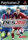 Pro Evolution Soccer 2010 (PS2), £17.80 @ Zavvi + 3.5% Quidco