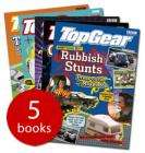 Top Gear Activity Collection - 5 Books £4.99 with free delivery code @ The Book People (+ cashback!)