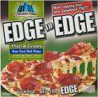 Chicago Town Edge to Edge thin& crispy pizza £1.23 was £2.47 @morrisons