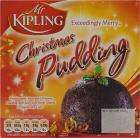 Mr Kipling Exceedingly Merry Christmas Pudding (454g - or a pound to normal people) £5.00 reduced to £2.00 in Tesco