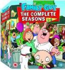 Family Guy Seasons 1-8 (DVD) £88.95 (with voucher) @ Zavvi