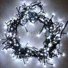 Half Price LED Fairy Cluster Lights in white, blue or multicolour - £15