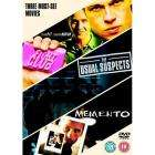 Fight Club / The Usual Suspects / Memento (Three Discs) (Box Set) - £6.95 or less delivered
