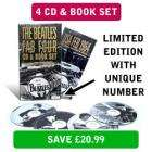 Limited edition Beatles 4 cd and book set £4 delivered @ MoD TODAY ONLY