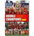 Double Champions Diary - Manchester United (Hardback) [£1 + £1.95 Delivery @ The Book People]