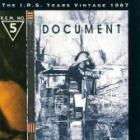 REM Document CD Album £3.49 delivered @ play.com