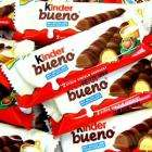 4x Kinder Bueno [normal or white choc] half price 94p! @ One Stop