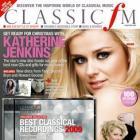 free copy of Classic FM magazine