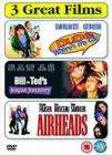 Bill And Ted's Bogus Journey / Airheads / Dude Wheres My Car? £3.97 @ Tesco Ent Delivered ( 8% Quidco )