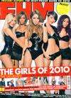 FHM 12 month subscription £12 (Plus possible £5 cashback available 60p per issue)
