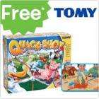 Buy ANY Tomy game from Toys R Us and get Quack Shot FREE!