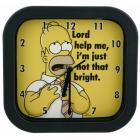 The Simpsons: Homer Backwards Movement Wall Clock - rrp £14.99 Now £7.45 @ Zavvi