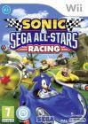 Sonic & Sega All Stars Racing Wii Game ONLY £17.99 @ HMV.com + 3% quidco
