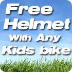 Free helmet with any kids bike + free delivery @ Cycles UK