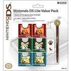 Officially Licensed DS Lite Value Pack £2.79 Delivered @ amazon.co.uk