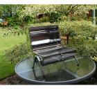 Portable Barrel BBQ £25.37 @ Gardencentre online