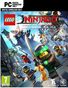 [Steam] The Lego Ninjago Movie Video Game - £5.69 - CDKeys