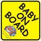 Free Baby on Board Signs