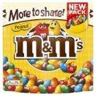 M&Ms Peanut EXTRA LARGE Pouch 315G - better than HALF PRICE 1.29 @ Tesco