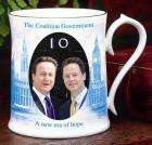 The Coalition Tankard - Cameron & Clegg £29.95 @ Peter Jones China