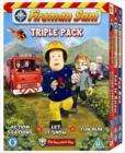 Fireman Sam Triple DVD Boxset only £3.39 delivered at Tesco