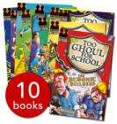 Too Ghoul for School Collection - 10 Books  - £9.99 delivered at The Book People