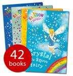 Rainbow Magic Stories Collection - 42 Books - £20 delivered @ The Book People (RRP £167)