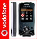 Samsung J700 Silver on Vodafone Pay As You Go £19.99 Ebay