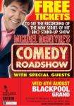 Free Tickets for Michael McIntyre's Comedy Roadshow - various dates & venues