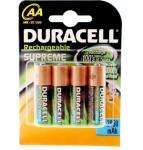 Duracell Rechargeable Ni-Mh Batteries - AA 2650 mAh - 4 Pack  £5.49 delivered @ 7dayshop