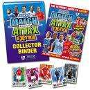 England Match Attax Starter/ Binder Half Price - £2.49 @ Tesco + 50 free packs of cards