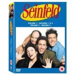 Seinfeld: Seasons 1 - 3 DVD Boxset £5 @ Heatons