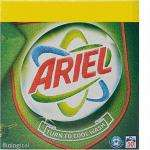 Ariel Biological Powder - Huge 50 Washes (4Kg) - Better than Half Price - £6 @ Asda