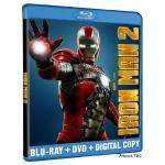 Iron Man 2 - Triple Play (Blu-ray + DVD + Digital Copy) £14.99 @ Amazon