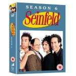 Seinfeld - Season 6 (4 discs) [DVD Boxset] £4.02* delivered @ Woolworths Entertainment