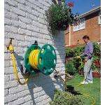 Hozelock Wall Mounted Compact Reel with 15m Hose - less than half price - £19.99 delivered @ Amazon