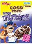 Coco Pops Mega Munchers 375g 50p instore at Tesco
