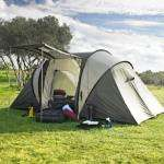 B&Q 4 Man Tent Starter Set Now Half Price £49.89 Bargain.