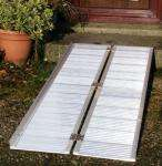 6ft 'suitcase' Ramp - £143.33 incl vat, far cheaper than the Boots deal @ royston ramps