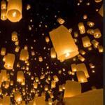 Chinese Lanterns (Sky Lanterns) - £1 Each Instore @ PoundWorld