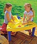 Sand and Water Table with Accessories HALF PRICE@ Argos £9.99