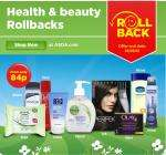 Asda Health & Beauty Rollbacks - from 84p!