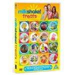 Milkshake Treats [DVD] £2.97 at Amazon - 16 Programmes - Peppa, Fifi, Harry and His Bucketful of Dinosaurs, Roobarb and Custard Too, Bottle Top Bill & Others