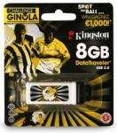 Kingston 8GB DataTraveller DTC10 USB - Limited Edition, £8.99 Delivered @ Ebuyer