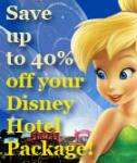 Save up to 40% on Disneyland Paris Holiday Packages at Leisure Direction -  Includes Accommodation, Tickets, Breakfast + Kids under 7 go free