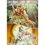 Romancing the Stone AND Jewel of the Nile DVD boxset - £3.98 @ Amazon (and HMV)