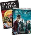 Harry Potter & The Half Blood Prince (2DVD) plus Harry Potter & The Deathly Hallows (Book) £4.80 @ cdwow